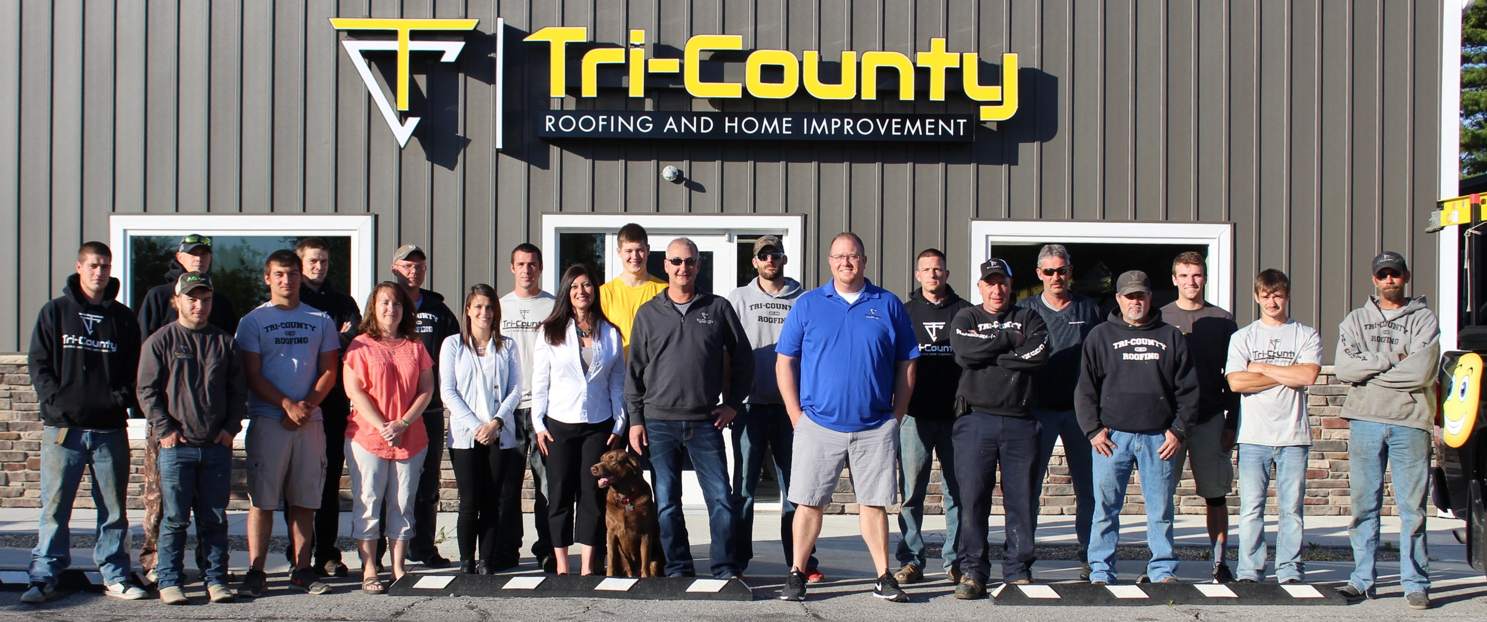 Tri-County - Roofing | Home Improvement | Remodeling